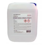 Fles acetone - pure acetone - 5 liter