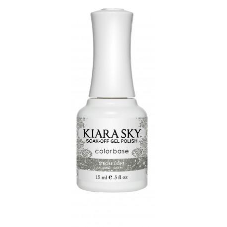 Kiara Sky City Gel Nagellak - G519 - StrobeLight