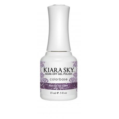Kiara Sky City Gel Nagellak - G520 - OutOnTheTown