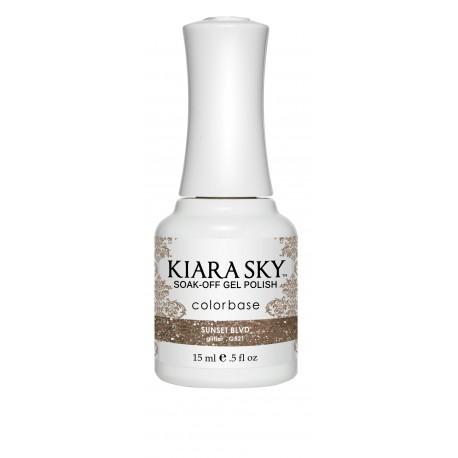 Kiara Sky City Gel Nagellak - G521 - SunsetBlvd