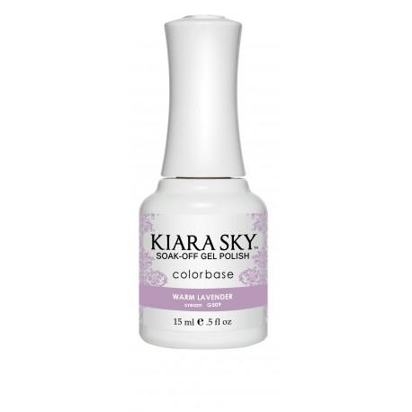 Kiara Sky Country Charm Gel Nagellak - Kiara Sky Country Charm Gel Nagellak - G509_WarmLavender