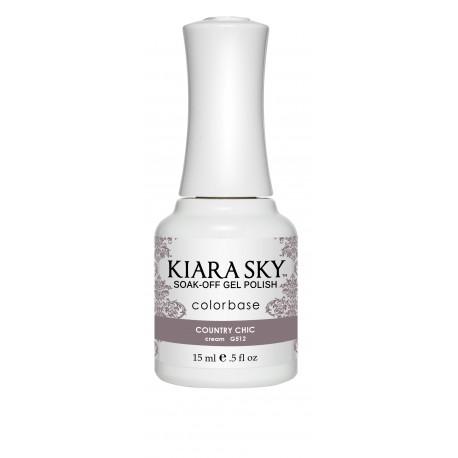 Kiara Sky Country Charm Gel Nagellak - G512_CountryChic