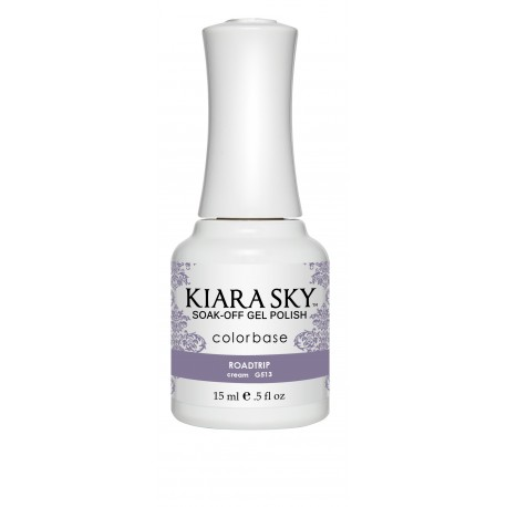 Kiara Sky Country Charm Gel Nagellak - G513_Roadtrip