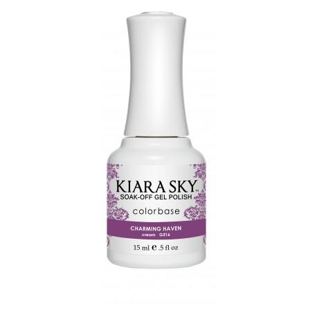 Kiara Sky Country Charm Gel Nagellak - G516_CharmingHaven